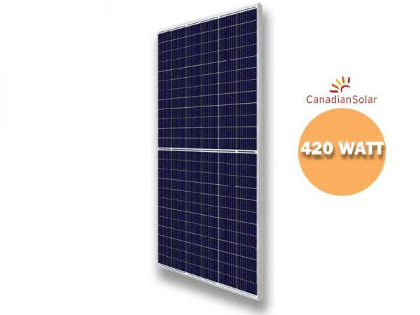 420Watt Solar Panel