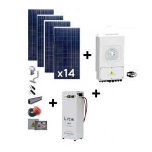 5kw Deye Solar Conversion Package