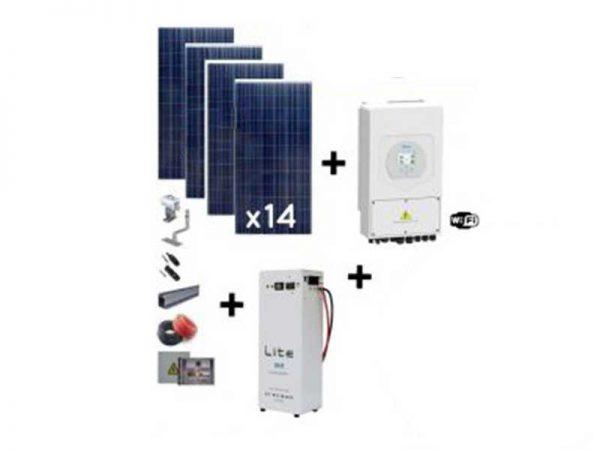 5kw Deye Solar Conversion Package