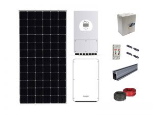 5kw Deye Standard Solar Conversion Package