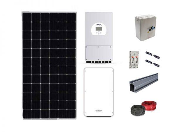5kw Deye Standard Solar Conversion Package