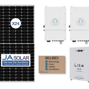 Off-Grid Solar Conversion Kit