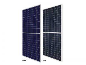 360 Watt Half cell Solar Panel