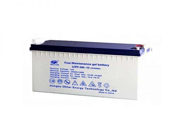 Oliter 200Ah 12v Solar Battery
