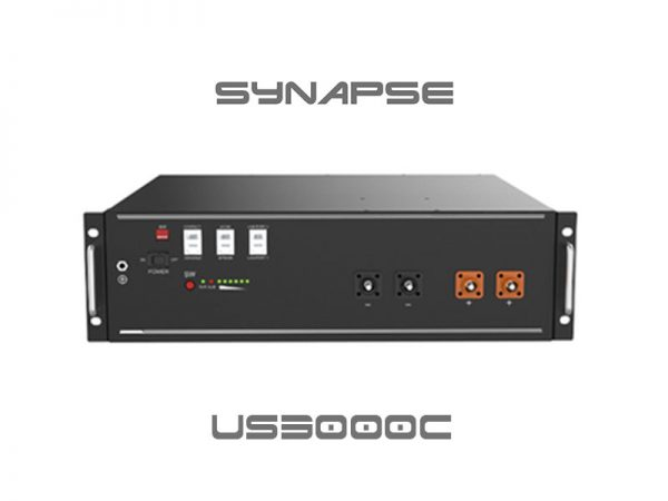 Synapse X 3.55kwh 48V Lithium-ion Battery