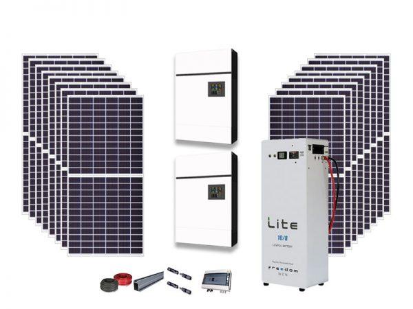 10kw Sunforce Solar Package