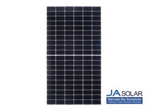 495 Watt Mono Half-cell Solar Panel