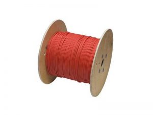 Zonn Kabel Solar Cable EN50618 6mm² 1.5kV Red