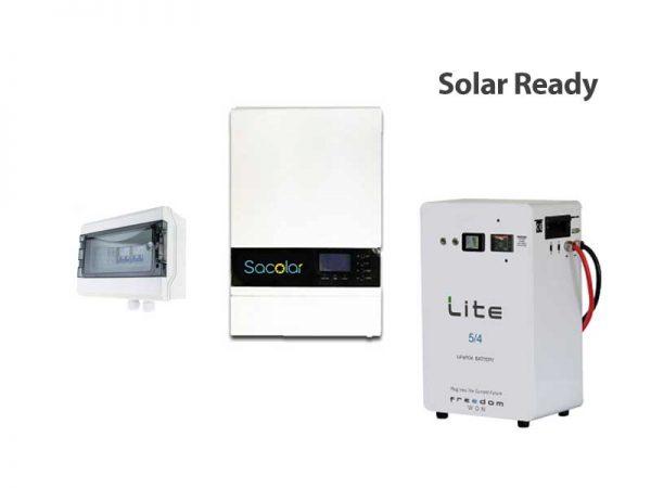 5kw Sunforce solar ready Backup Kit