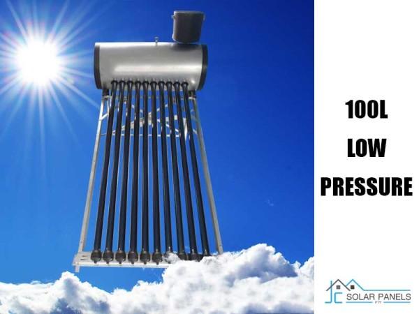 100 Liter Low-pressure solar geyser