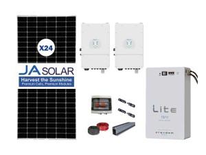 10kw Deye Solar Conversion Kit