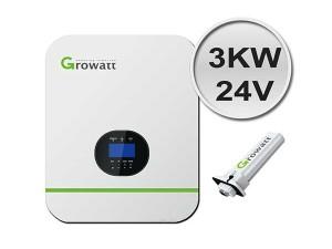 3KW 24V Growatt Off-Grid Inverter