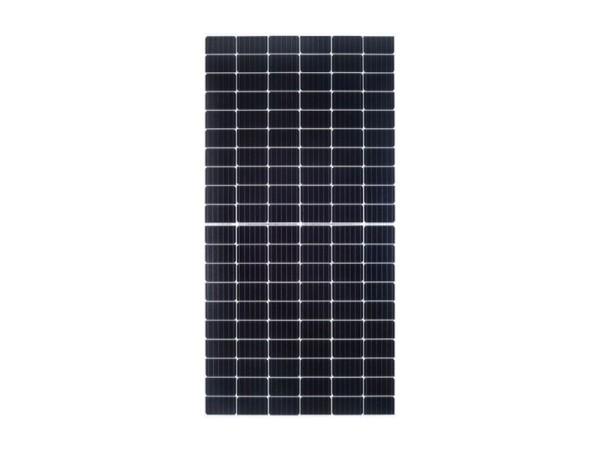 595 Watt monocrystalline solar panel