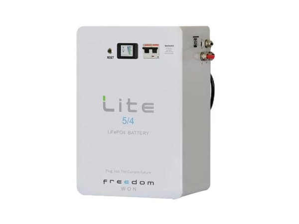 5kwh lithium-ion battery