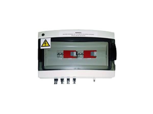 600V Combiner Box 2 Inputs 1 Outputs 32A