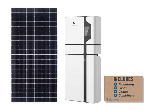 Alpha ESS 5kW 10.1kWh Solar Kit