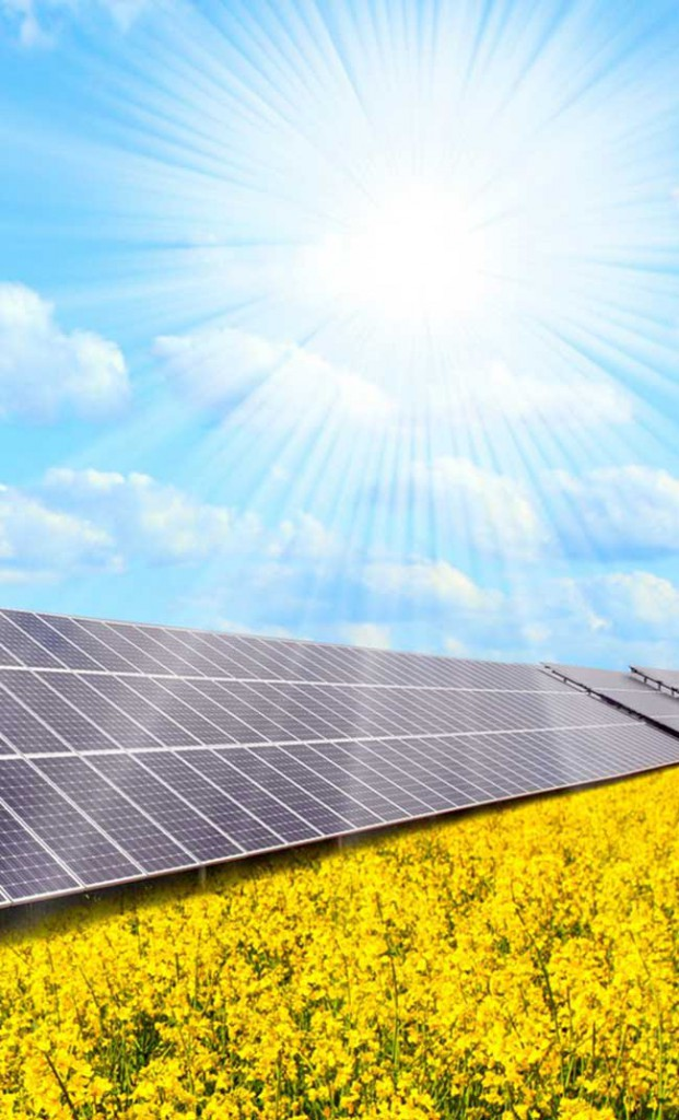 Alternative solar energy solutions