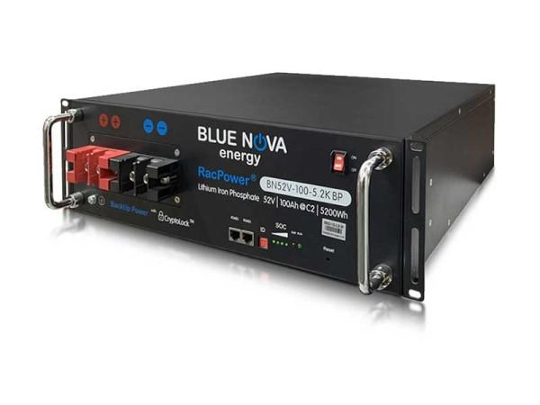 Blue Nova 5.2kw 100A BP Lithium-ion battery