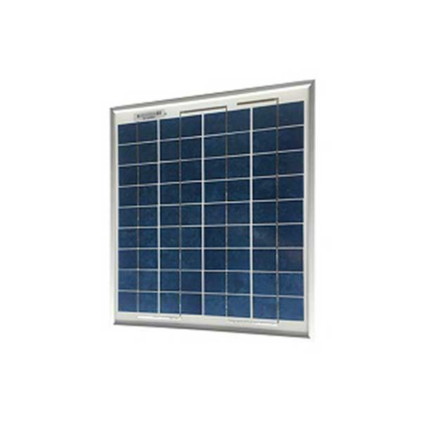 Cinco 10W 36 Cell Poly Solar Panel Off-Grid