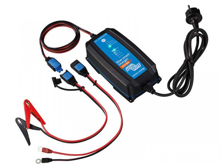Determine the correct battery charger