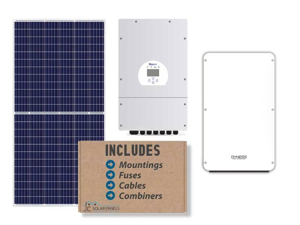 Deye 8kwh Dyness Solar Kit