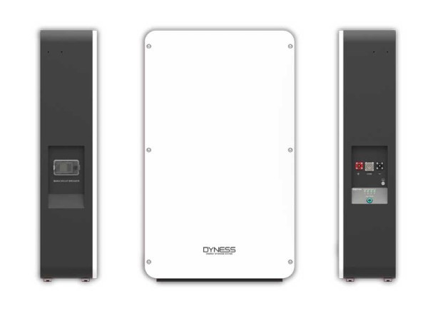 Dyness 9.6kWh Lithium-ion Battery Power Box Sides Front