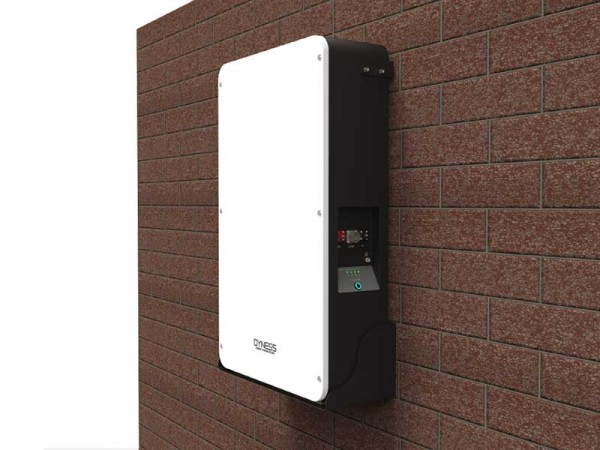 Dyness 9.6kWh Lithium-ion Battery Power Box Wall installation