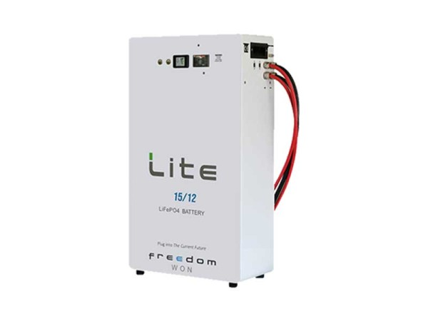Freedom Won 15 12 Lithium-ion Solar Battery