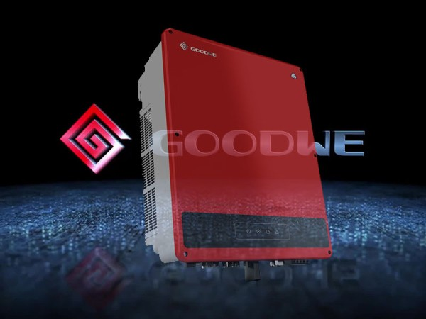 GoodWe 25kW 3-phase grid tied inverter 3 MPPT Wifi
