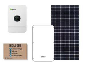 Growatt 5kw solar power package