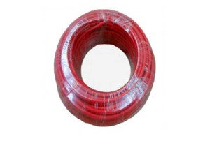 Helukabel 4mm2 single-core DC cable 100m Red
