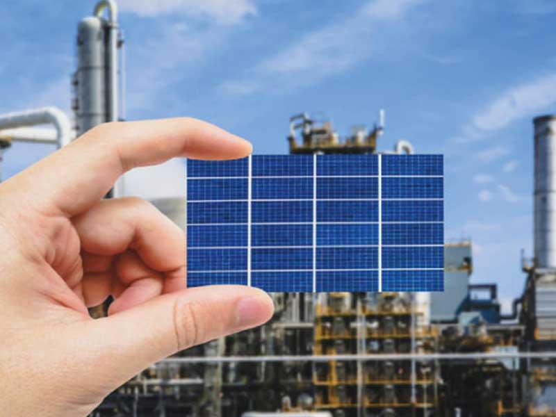 Industrial Solar Solutions