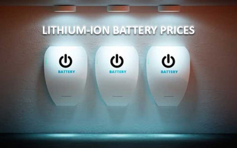 Lithium-ion Battery Prices