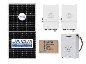 16kw Solar Conversion DC Kit