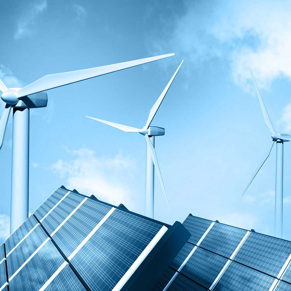 Renewable Energy JC Solar Panels