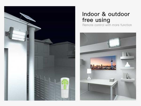 SWL 30 Solar Spot Light Indoor and Outdoor