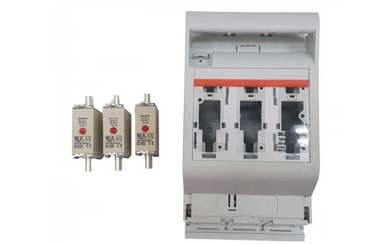 Electrical protection fuses