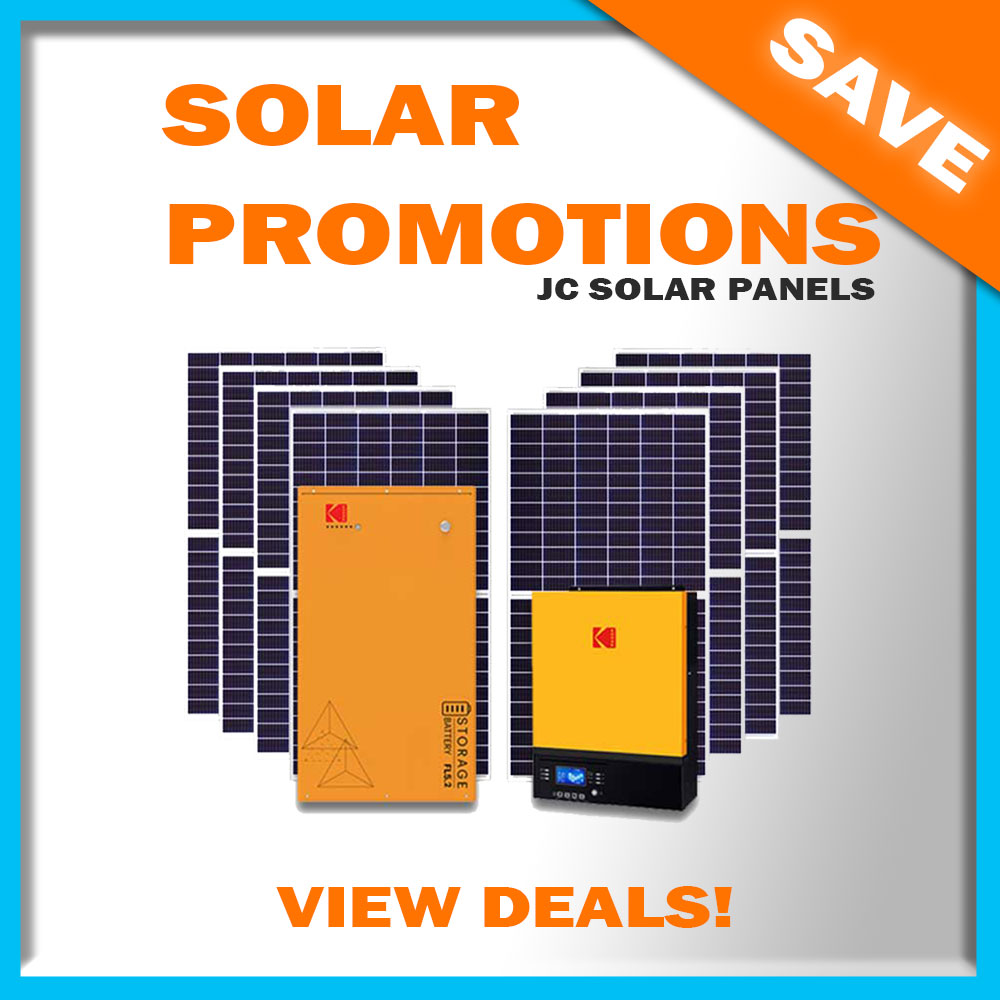 Solar Product Promotions
