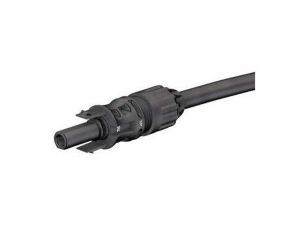 Staubli PV-KBT4/6II-UR MC4-Evo2 inline female connector