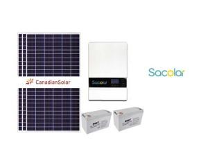 Sunforce 3kw Starter Solar Bundle
