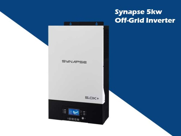 Synapse 5KW 48V Off-Grid Solar Inverter