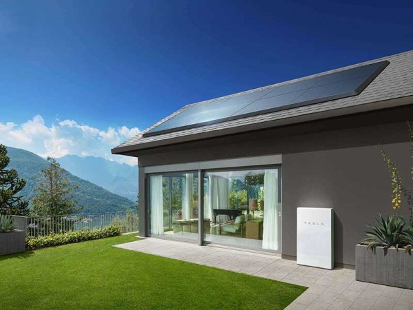 Tesla PowerWall 2 AC Installed At Home