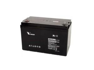 Vision 12v 100Ah Deep Cycle AGM battery