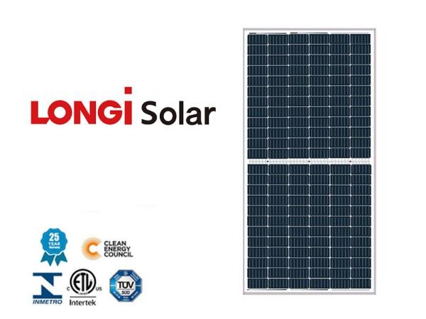 Longi 450 Watt Solar Panel
