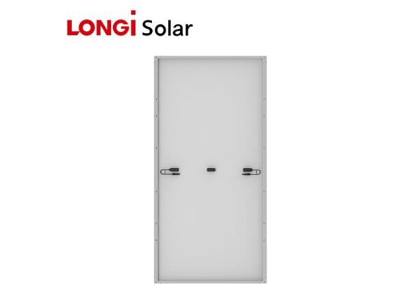 455Watt Longi Solar Panel Back Sheet