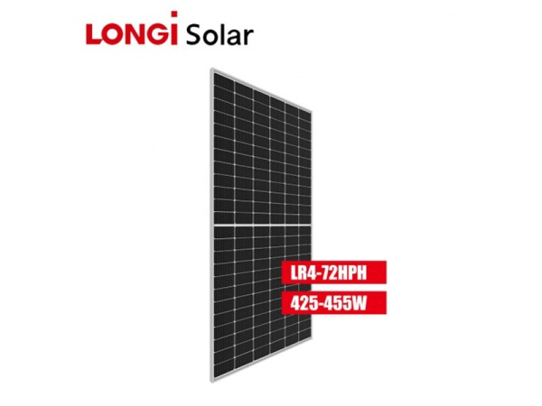 455Watt Longi Solar Panel For Sale