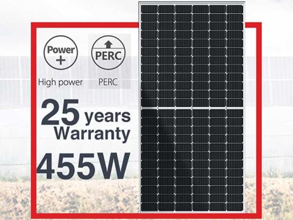 455Watt Longi Solar Panel Warranty