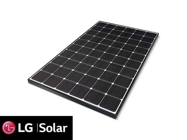 LG 350 Watt NeON 2 Solar Panel Flat