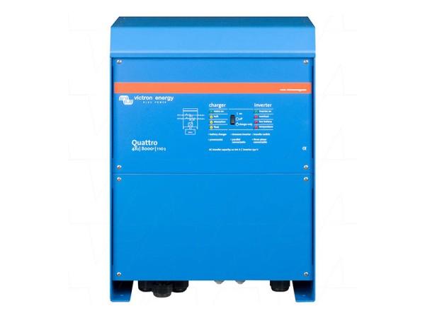 Victron Energy Quattro Inverter Charger 48 8000 110 100 100 230V