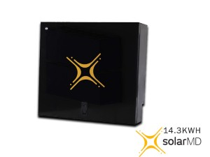 14.3kWh Solar MD Lithium-Ion Battery